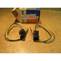 NEW NAPA Brand Echlin Trailer Wiring Harness Connector TC6570
