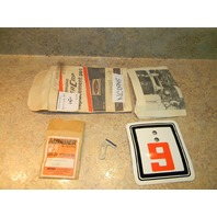 NOS MerCAp Mercury Marine 6 HP Conversion Kit 79990A1