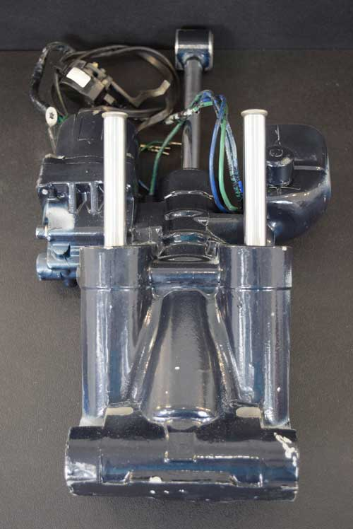 After photo of piston