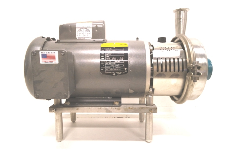 Baldor Reliance 2hp 3450 Rpm Electric Motor Cl3515t Ebay