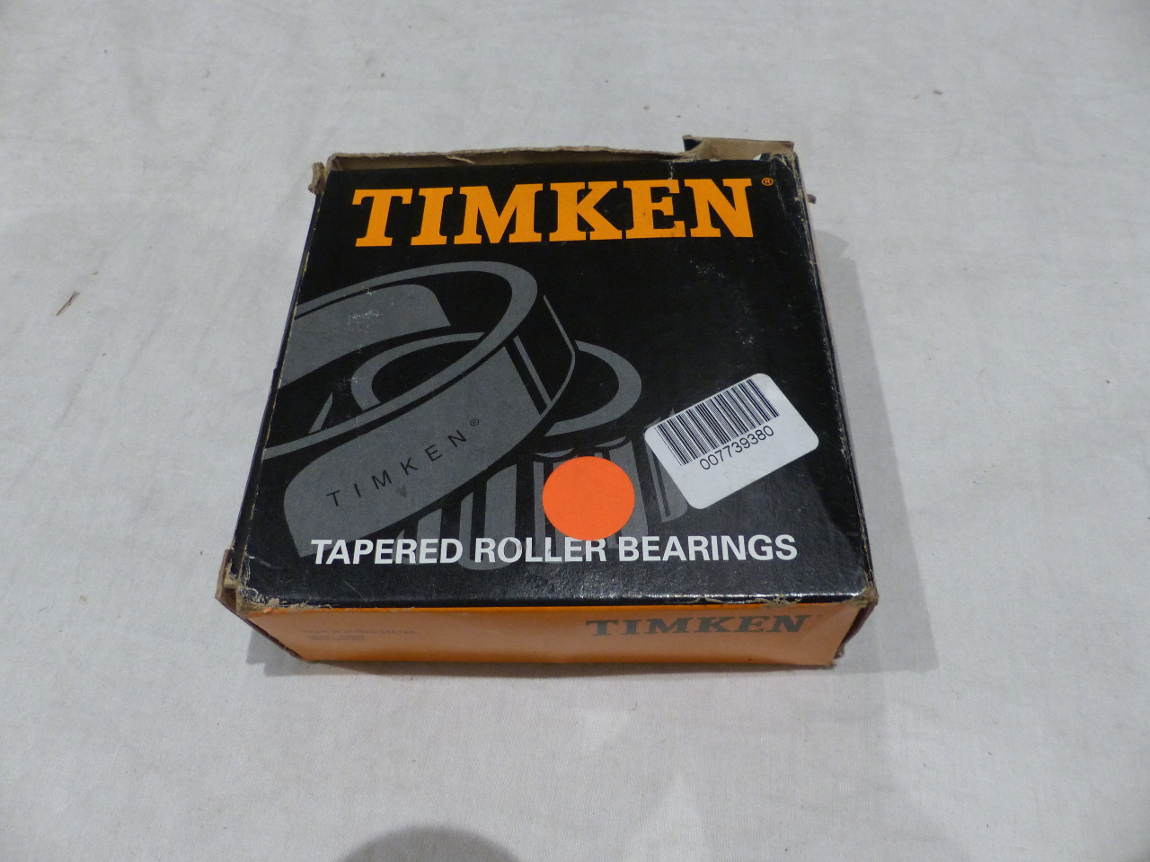 TIMKEN GENUINE 749 TRB TAPERED ROLLER BEARING CONE 749 TRB