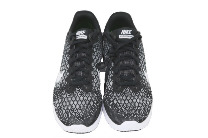 NIKE AIR MAX SEQUENT 2 852465002 WOMENS BLACK WHITE RUNNING SHOES SIZE 10  51e279b96