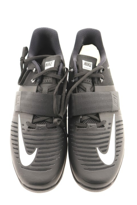 003f4a5045d8 NIKE ROMALEOS 3 852933-002 TRAINING WEIGHTLIFTING SHOES M 12 BLACK WHITE