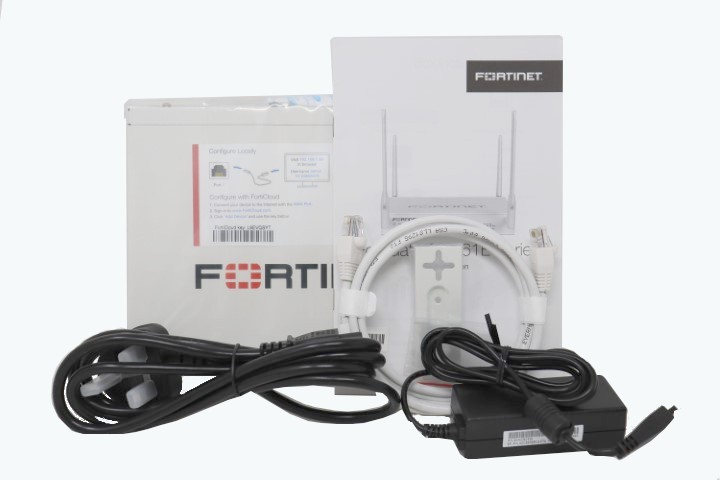 FORTINET FG-60E-BDL FORTIGATE 60E SECURITY APPLIANCE