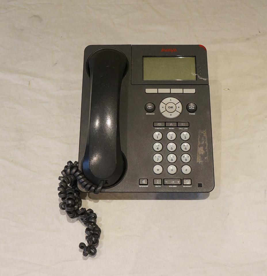 AVAYA 9620L IP PHONE AND HANDSET