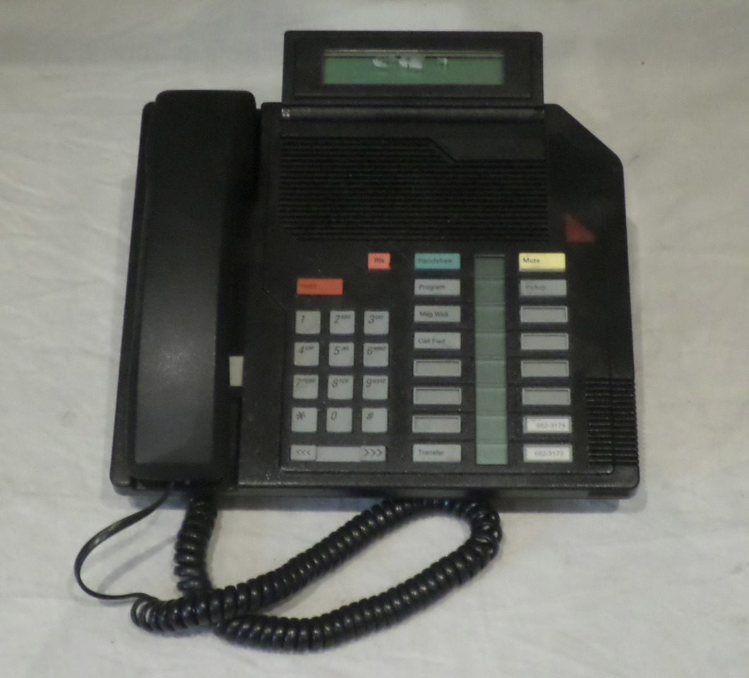 NORTEL MERIDIAN AASTRA M5316B DISPLAY AND HANDSET