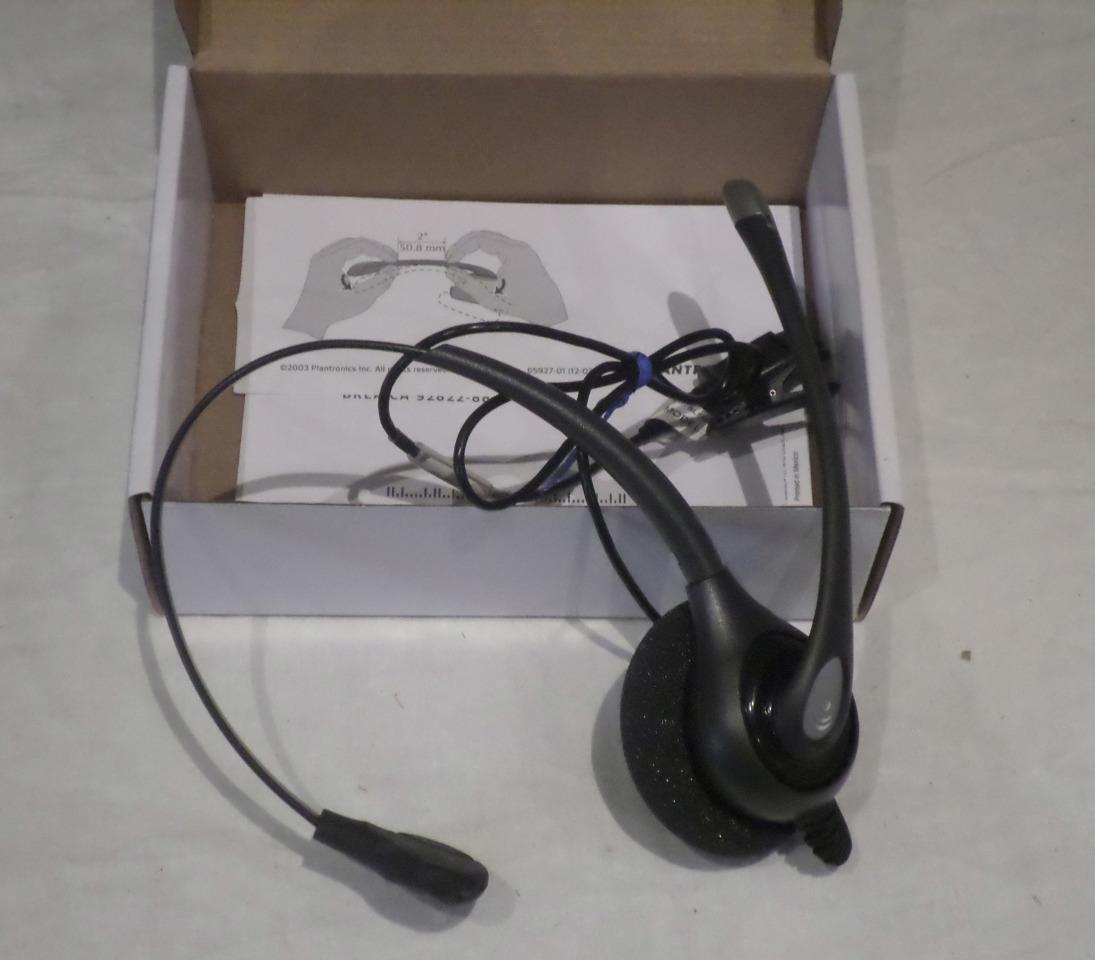 Plantronics Supraplus Hw251n Headset Mdg Sales Llc