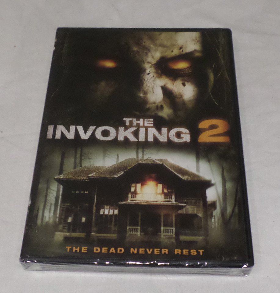 THE INVOKING 2 DVD NEW
