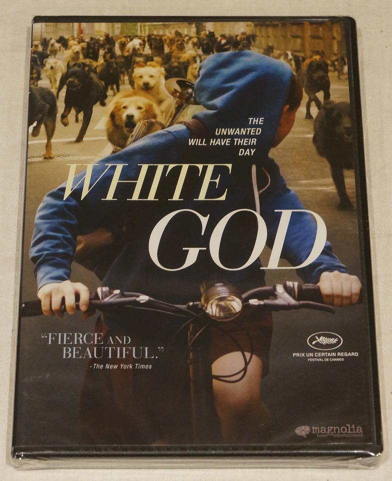 WHITE GOD DVD 2015 NEW / SEALED 876964008679