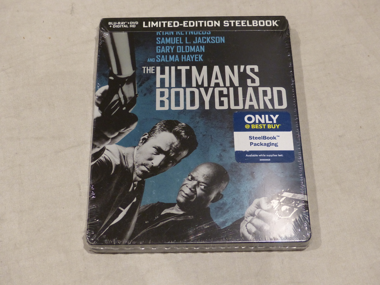 The Hitman S Bodyguard Kitchen