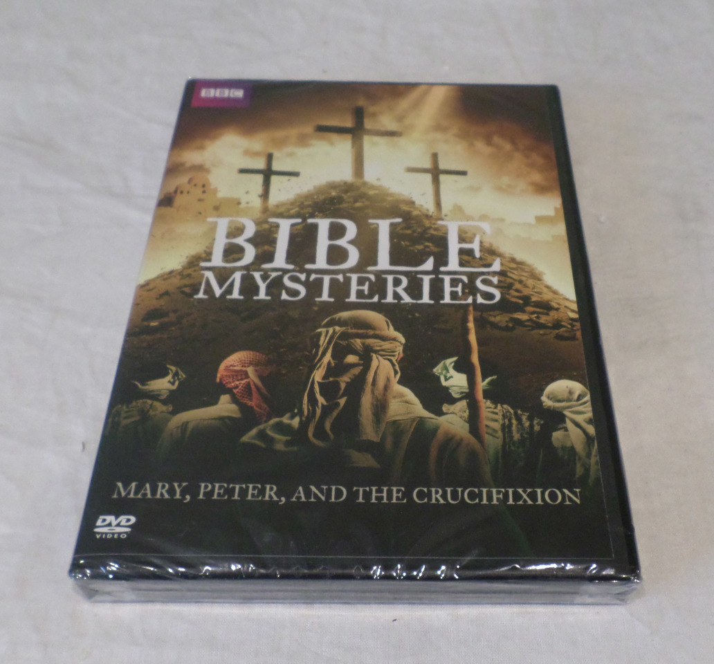 Bible Mystery: BIBLE MYSTERIES (BBC) DVD SET NEW