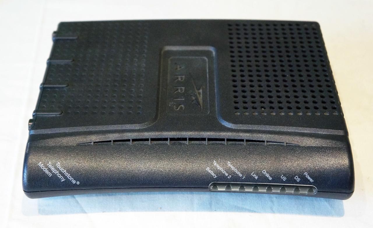 comcast modem replacement