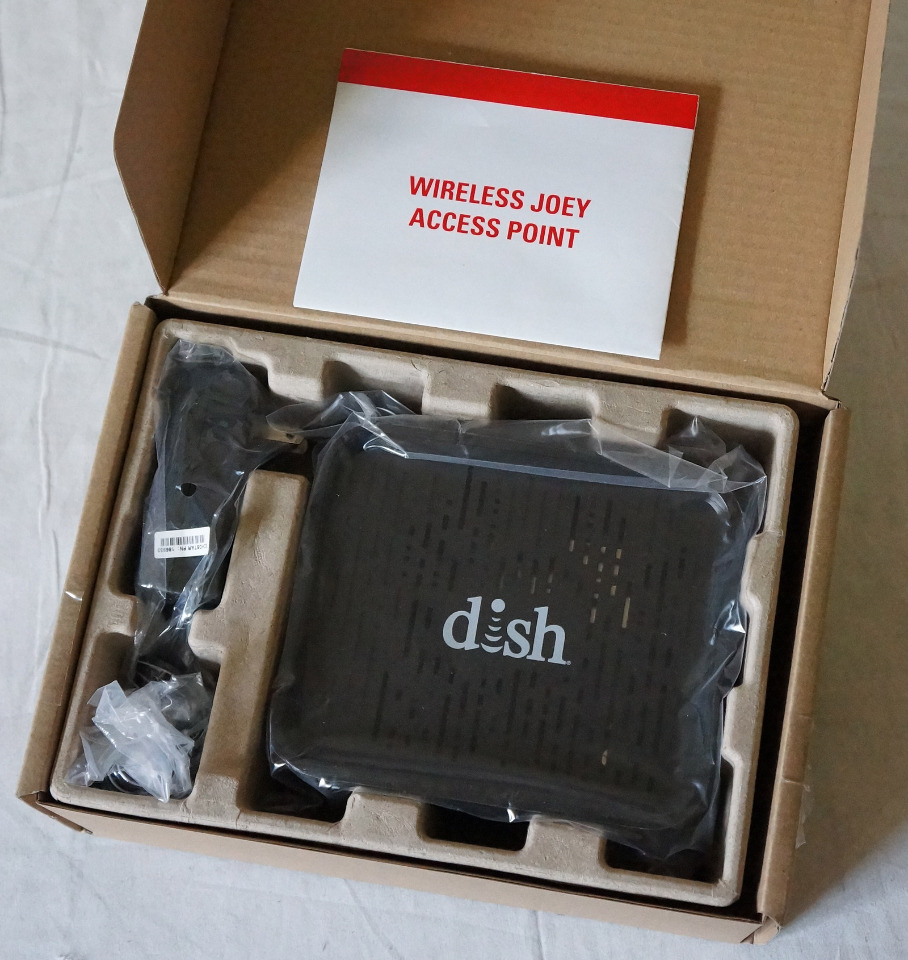 Computer Network Administrator: Dish Network Joey Not Working