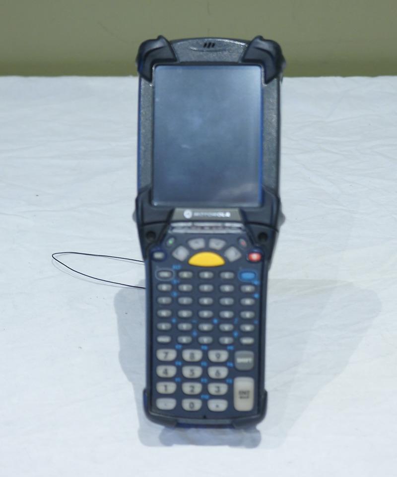 motorola handheld barcode scanner mobile computer mc9090. Black Bedroom Furniture Sets. Home Design Ideas