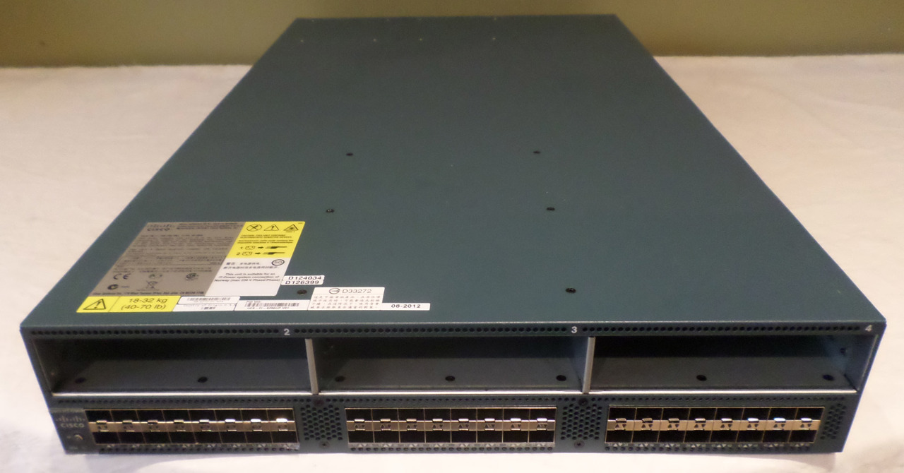 CISCO UCS-FI-6296UP MANAGED SWITCH