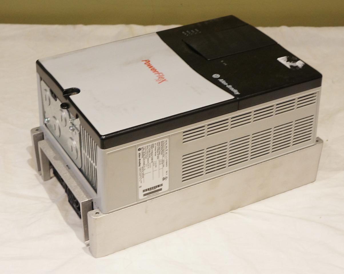 ALLEN BRADLEY POWERFLEX 70 AC DRIVE 42331403 20A E 027A ADFR A 00820919485268