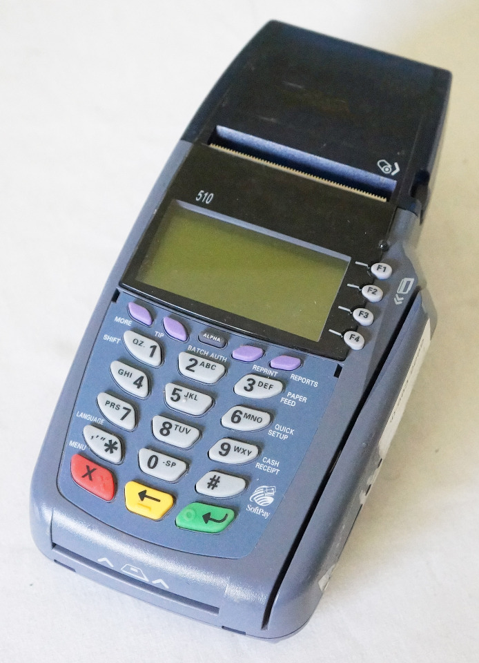 vx510 terminal paper The verifone vx510 and vx510le terminal is a replacement for the well known terminal 3730.