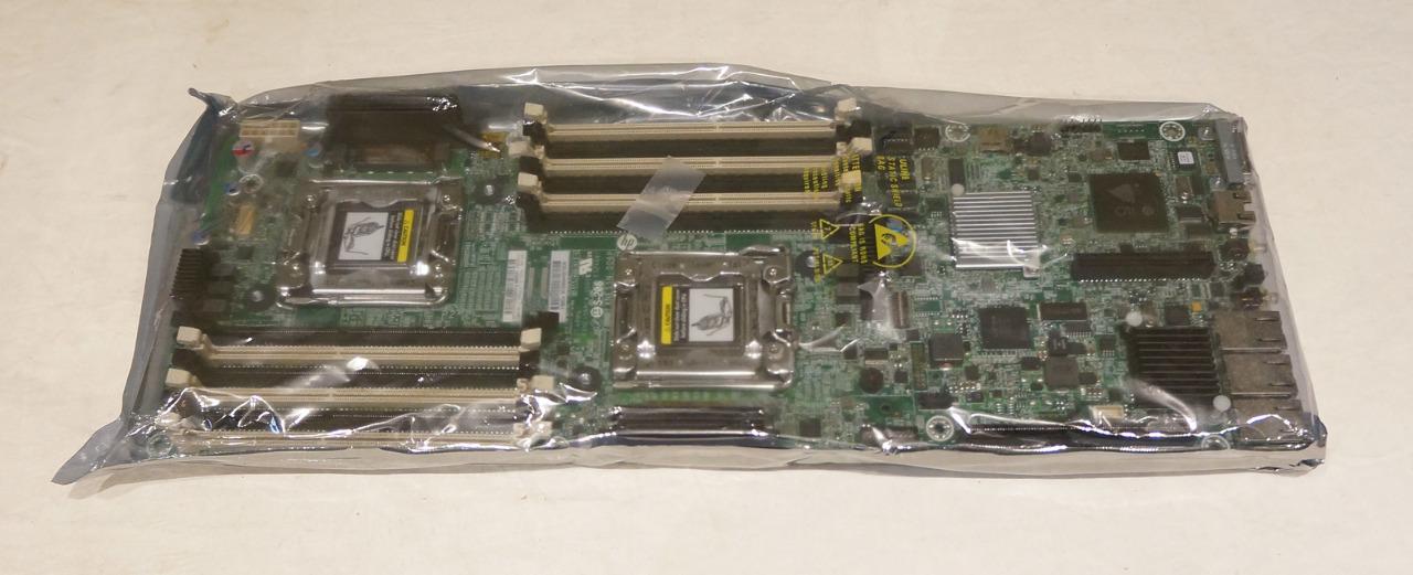 HP BL460C GEN 8 G8 MOTHERBOARD SYSTEM BOARD 664705-001