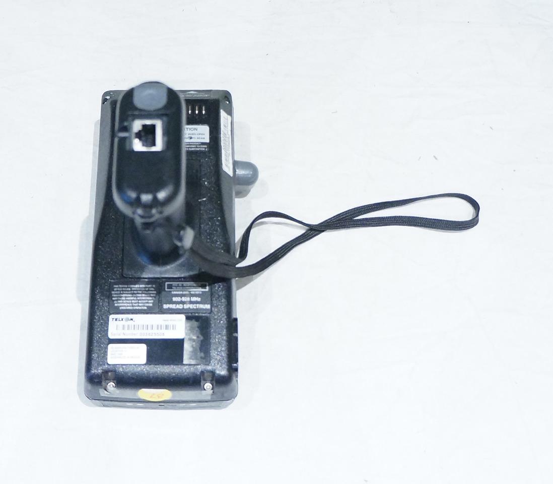 TELXON PTC-960 HAND HELD PORTABLE SCANNER 902-928 MHZ BC5PTC960DS ...