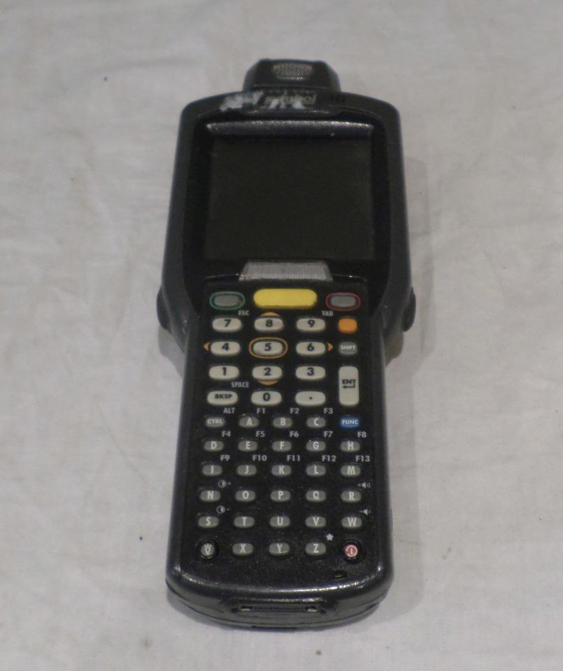 Symbol Handheld Barcode Scanner Mc3090r Lc48s00ger Win Ce Pro 50