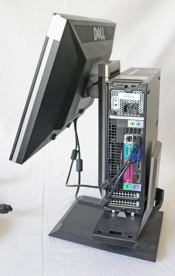 Dell Optiplex 960 Deskptop W Dell 19 Quot Monitor And Dell