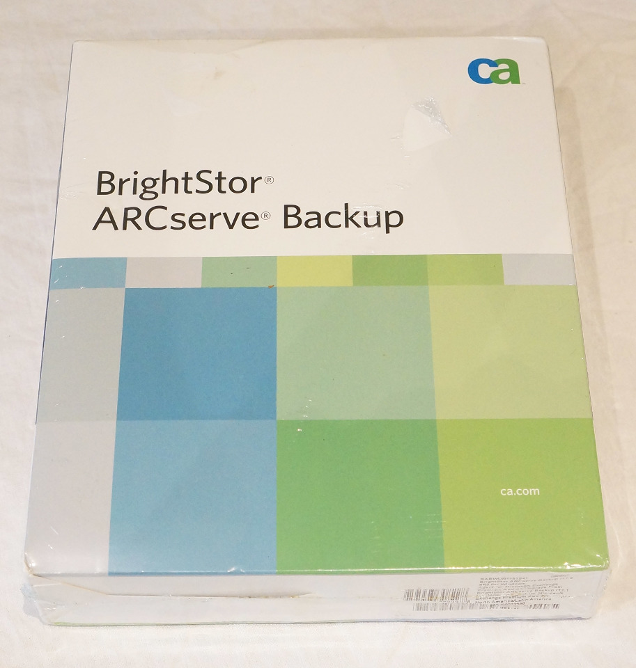 Brightstor arcserve backup r11.5 for windows agent for oracle