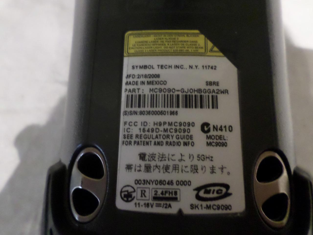 Symbol N410 Barcode Scanner Driver