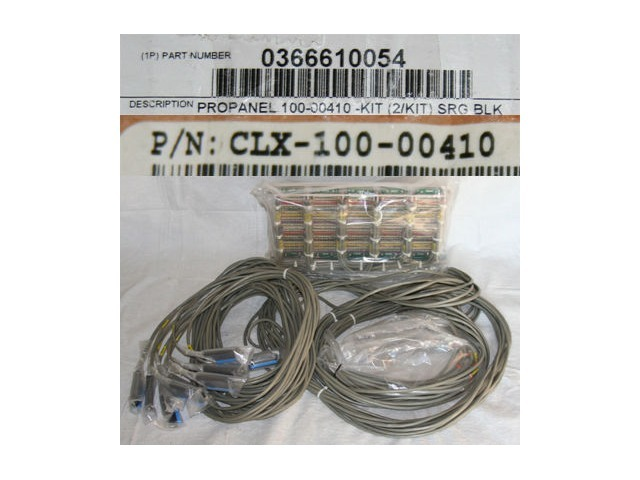 MOLEX PRO PANEL CLX 100-00410-KIT SRG 0366610054 NEW