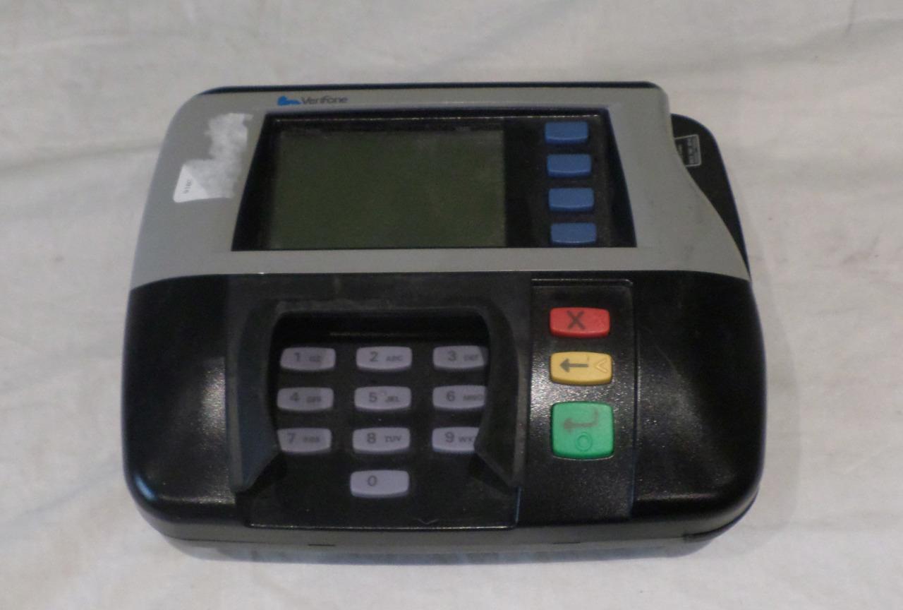 VERIFONE MX830 M090-307-05-RB CARD READER TERMINAL H258X122315