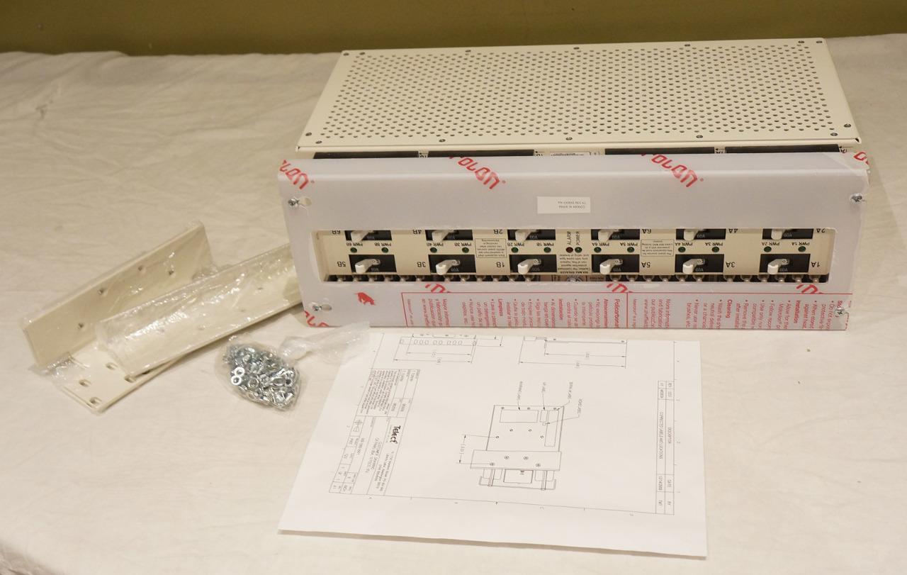 TELECT P/N 009-1000-2001 POWER MODULE