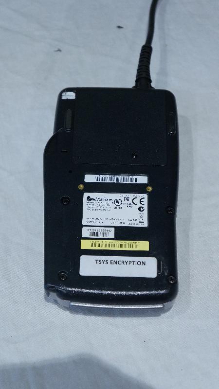 Refurb Verifone Vx805 Emv Ctls Pin Pad - Www imagez co