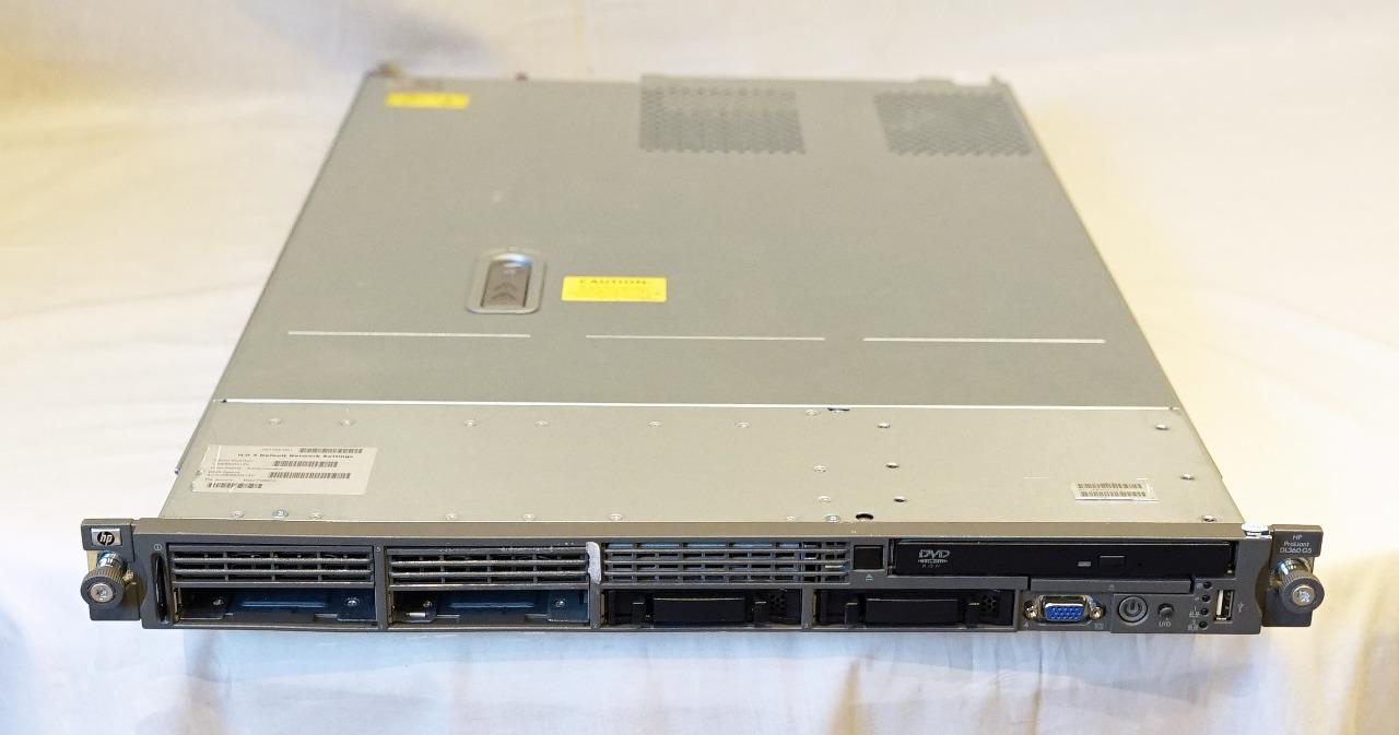 4 x 1GB New HP ProLiant DL160 G5,DL360 G5,DL380 G5,DL580 G5 Server Memory 4GB