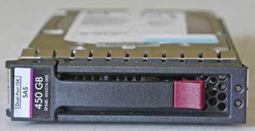 574341-001 Hewlett Packard Enterprise 250Gb NSM