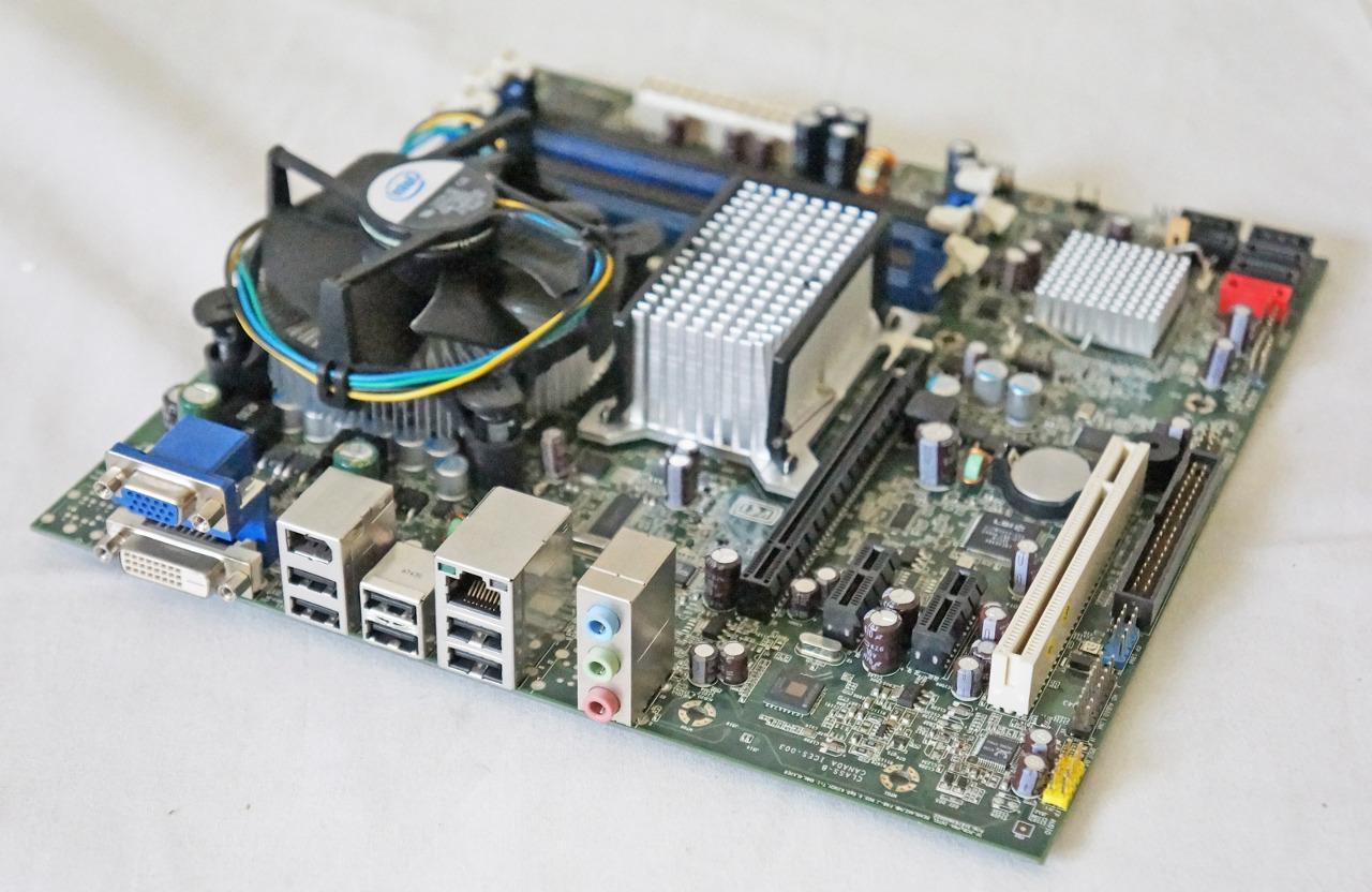 Q Motherboard INTEL BOXDQ35JOE LGA 7...