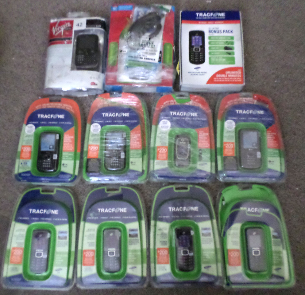 TracFone Cell Phones