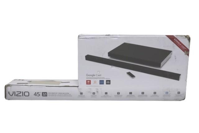 VIZIO SB4531-D5 45IN 3.1 CHANNEL SOUND BAR SYSTEM SB4531-D5