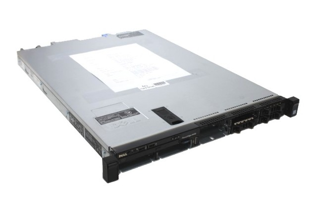 DELL POWEREDGE R430 SERVER XEON E5-2630 2.4GHZ 160GB DDR4 NO HDD