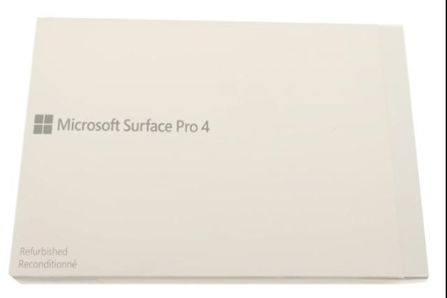 MICROSOFT SURFACE PRO 4 12.3 8GB TABLET SILVER REFURBISHED FFV-00001