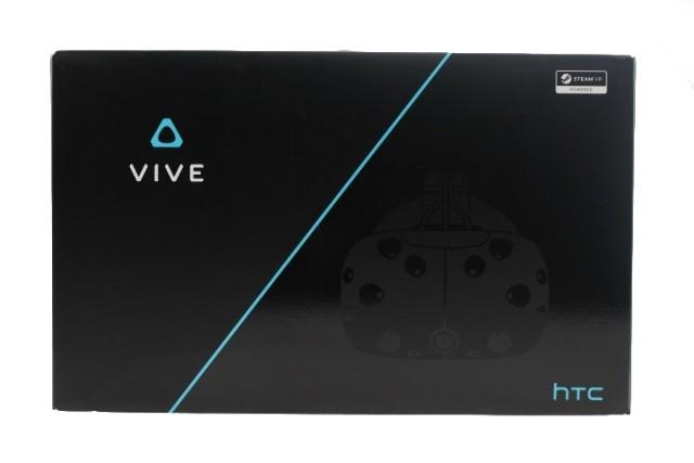 HTC VIVE  VIRTUAL REALITY HEADSET 99HAHZ044-00