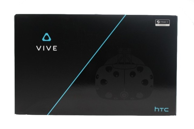 HTC VIVE VIRTUAL REALITY HEADSET 99HAHZ044-00 NEW/ SEALED