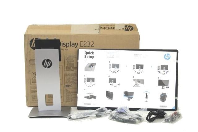 HP ELITE DISPLAY E232 23IN MONITOR