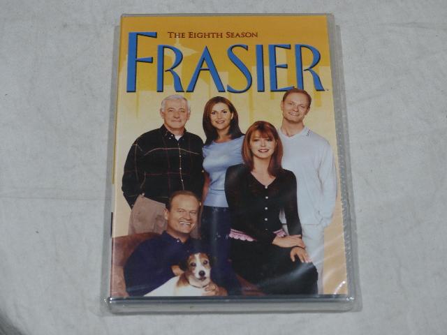 FRASIER: THE EIGHTH SEASON DVD SET NEW