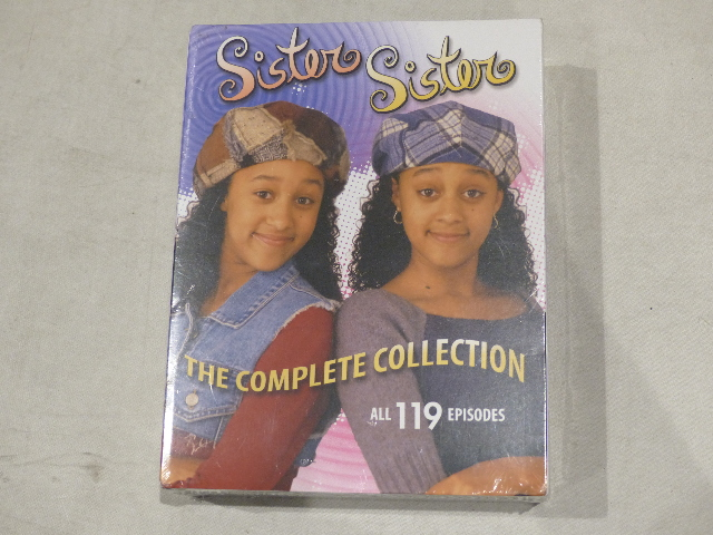 SISTER SISTER THE COMPLETE COLLECTION ALL 119 EPISODES DVD NEW