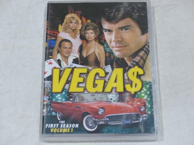 VEGAS: THE FIRST SEASON VOLUME 1 DVD NEW