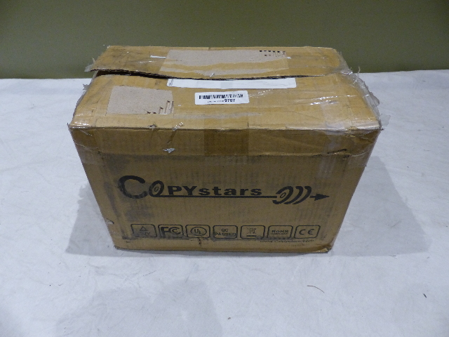 COPYSTARS BLU-RAY/DVD/CD 1:1 DUPLICATOR 2-BAY ASUS