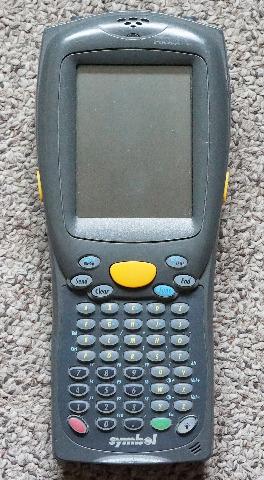 Symbol Pocket Pc Mobile Computer Terminal Barcode Scanner Pdt8146