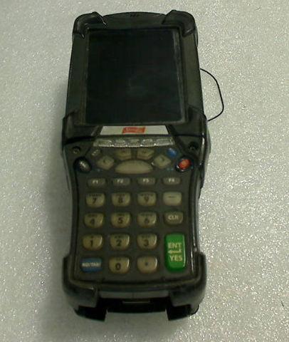 Symbol Mc9094 Skchcaha6ar Handheld Barcode Scanner Mobile Computer