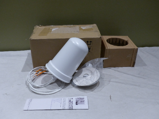 CISCO AIRONET DUAL-BAND MIMO WALL-MOUNTED ANTENNA AIR-ANT2544V4M-R