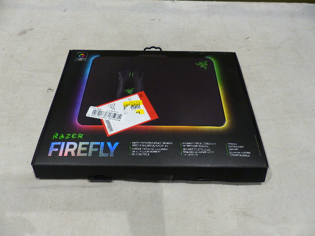 razer firefly chroma custom lighting hard gaming mouse pad