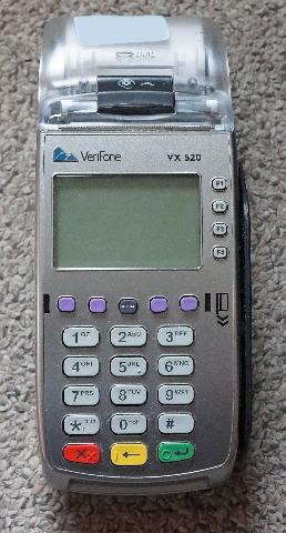 Verifone Vx 820 Duet Manual